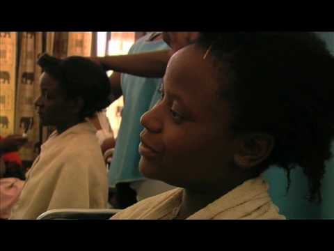 Braids Not AIDS: Hairdressers Tackle HIV In Zimbabwe
