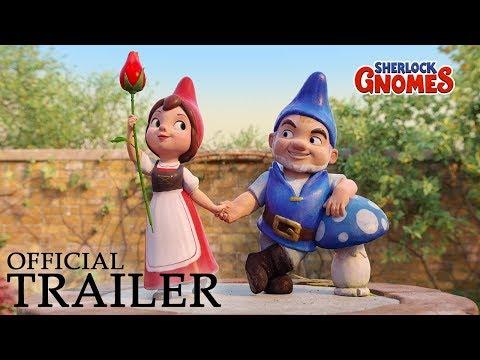 SHERLOCK GNOMES | Official Trailer
