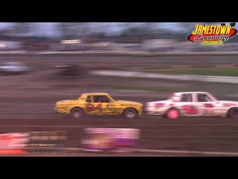 Jamestown Speedway Bomber A-Main (8/25/18)