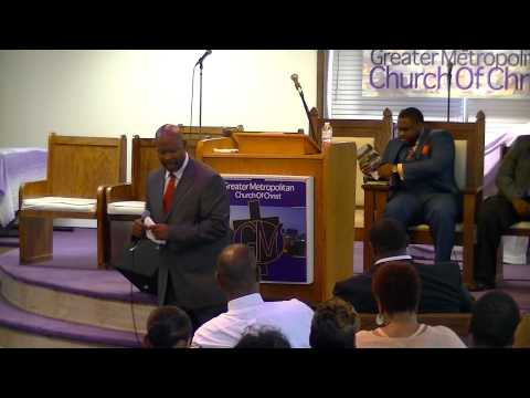 Willie Mays - Sermon