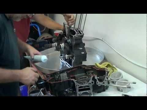 kawasaki 1600 engine rebiuld #1