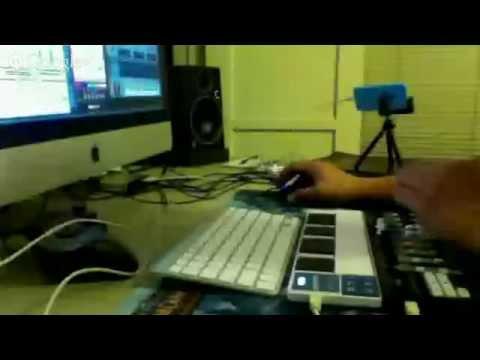 DRUM AND BASS ELECTRONIC MUSIC DANCE SHOW - idm edm trance jungle - KORG REAKTOR