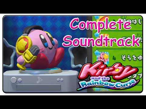 Kirby and the Rainbow Curse Complete Soundtrack