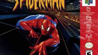Spiderman N64 Music: Hidden Switches 1