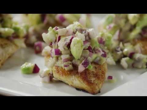 How to Make Spicy Avocado Chicken | Chicken Recipes | Allrecipes.com