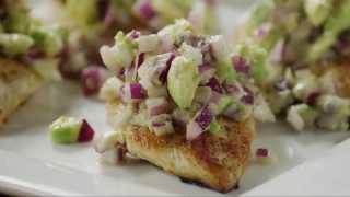 Chicken Recipes - How to Make Spicy Avocado Chicken