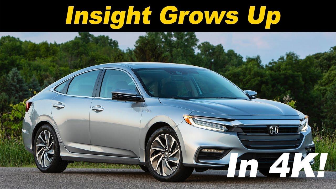 2019 Honda Insight The Elegant And Efficient Civic