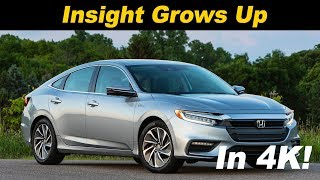 2019 Honda Insight Review and Comparison