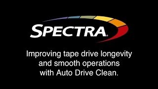 Improving Tape Drive Longevity and Smooth Operations with Auto Drive Clean