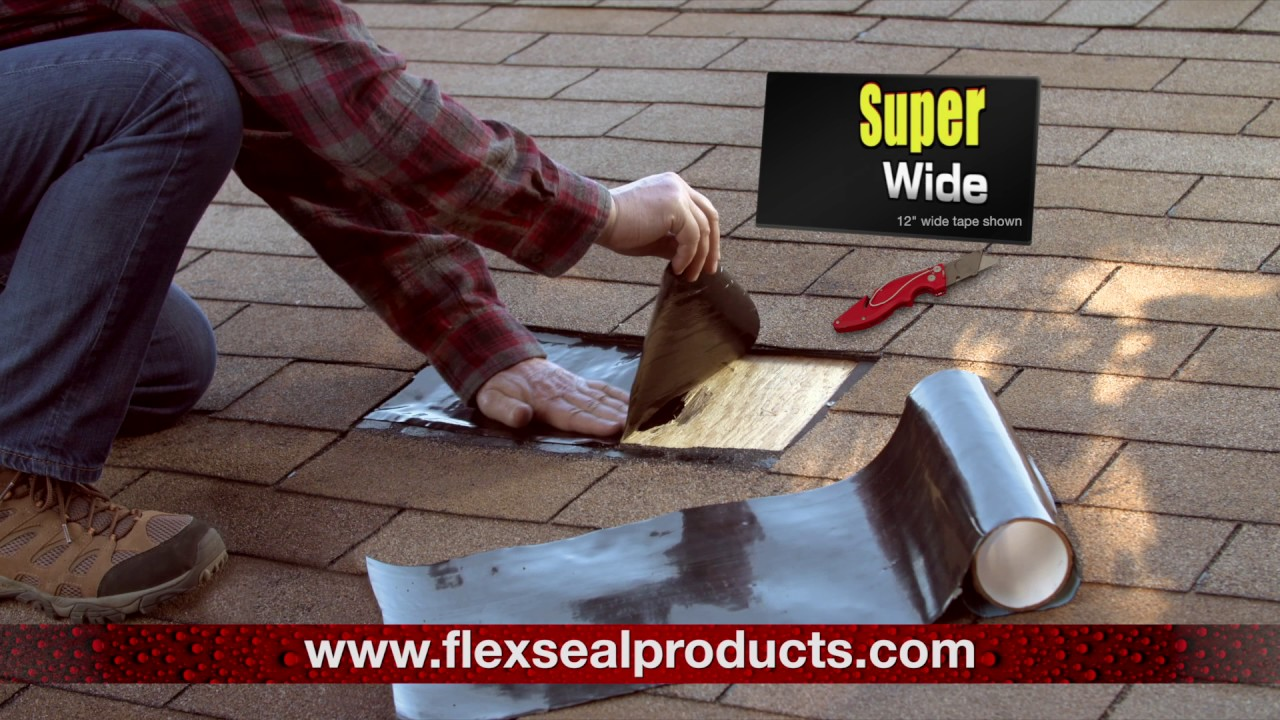Flex Tape® 60s Commercial | Flex Seal Products