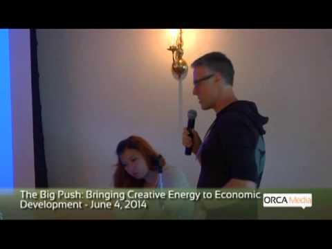 The Big Push: Creative Energy to Economic Development