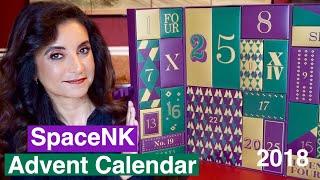 SpaceNK Advent Calendar 2018