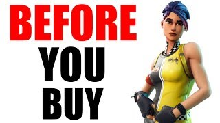 WHIPLASH - Before You Buy/Review/Showcase - Fortnite Skins
