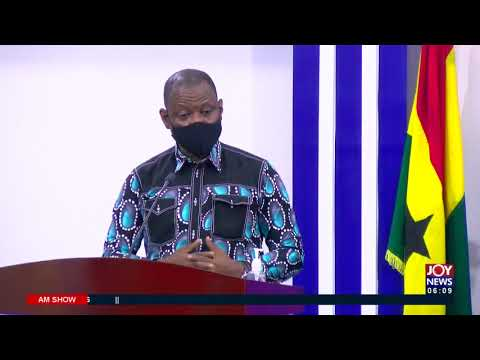 Covid-19 Pandemic: 2,453 students infected by latest wave - AM News on JoyNews (22-7-21)