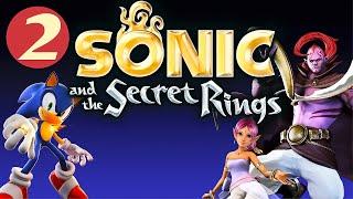 Прохождение Sonic And The Secret Rings (Часть 2)