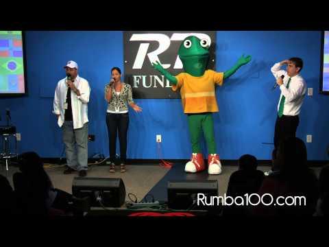 Rumba 100.3 Presents Atención Atención LIVE From The RP Funding Theater