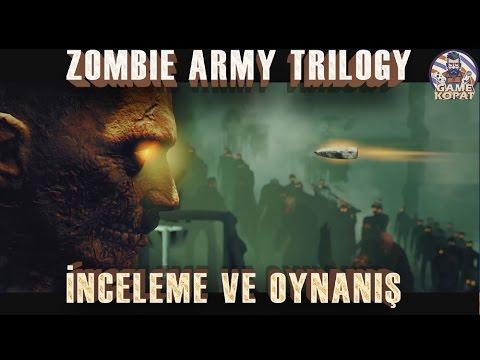 Zombie Army Trilogy ( Türkçe ) - CoOp Multiplayer inceleme ve oynanış.