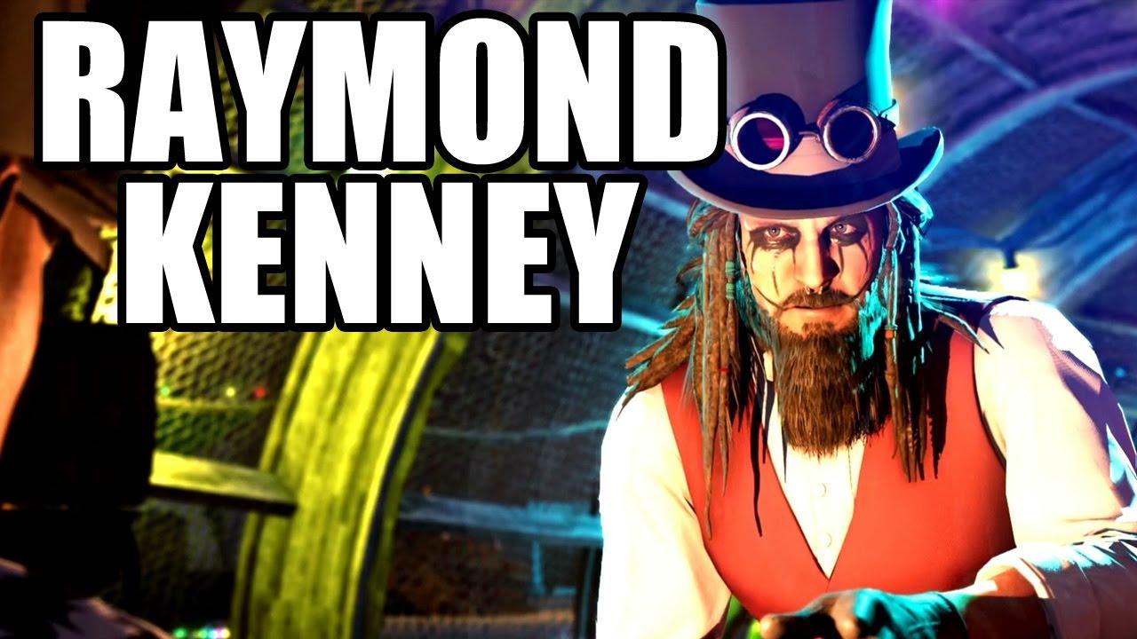 "Meeting Raymond ""T-Bone"" Kenney"