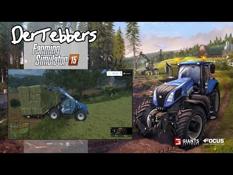 Farming Simulator 15 - Pennsylvania Life - 019 - Bringin' In The Hay