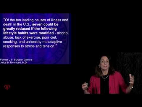 Mind-Body-Spirit Medicine with Mimi Guarneri, MD, FACC, ABIHM