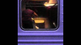 прикол в поезде