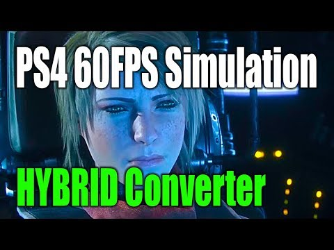 PS4 60FPS Simulation Free Hybrid Software Destiny 2 Beta Homecoming Mission
