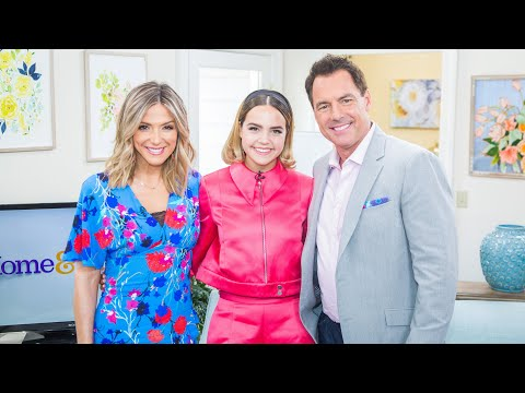 Good Witch Star Bailee Madison  Home & Family