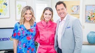 Good Witch Star Bailee Madison - Home & Family