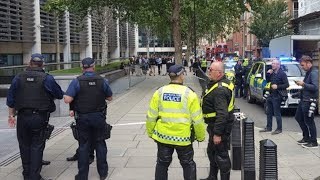 Stabbing at Home Office in Westminster leaves man in hospital