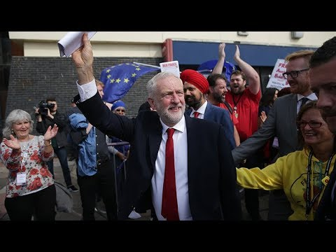 From youtube.com: Jeremy Corbyn {MID-172150}