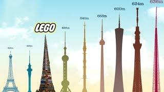 8 MAIORES ESCULTURAS FEITAS DE LEGO thumbnail