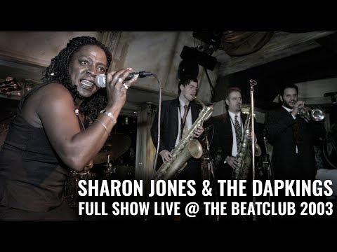 Sharon Jones & The Dapkings Live @ Dolhuys Dordrecht 2003 (Full Show)