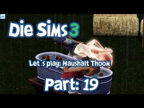 let s play die sims 3 haushalt thoom part 19. Black Bedroom Furniture Sets. Home Design Ideas