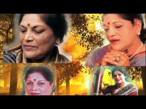 Udho Karman Ki Gati Nyari - Shobha Gurtu | Bhakti Mala | Indian Classical Vocal