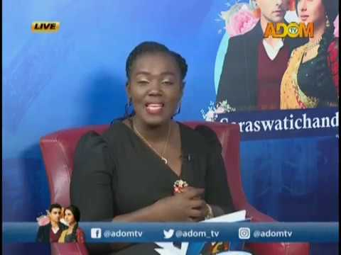 Saraswatichandra Chat Room On Adom TV (2-8-19)
