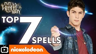 Every Witch Way | Top 7 Spells | Nickelodeon UK