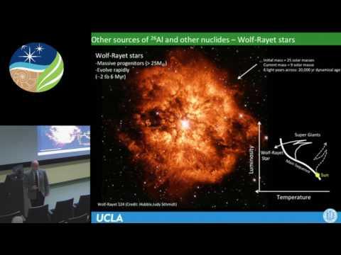 Geophysical Laboratory Seminar -Ed Young