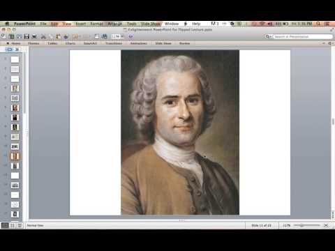 Enlightenment   Rousseau, the General Will, and Mass Politics