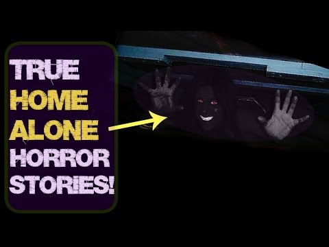 5 Extremely SCARY Home Alone & Home Invasion Stories! | Real Life Horror Encounters!