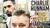 Charlie Hunnam King Arthur Inspired Haircut Summer Fade Hairstyle For Men 2017 Youtube
