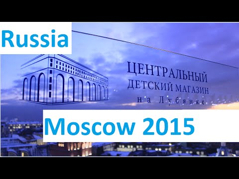 Moscow, Russia trip 2015