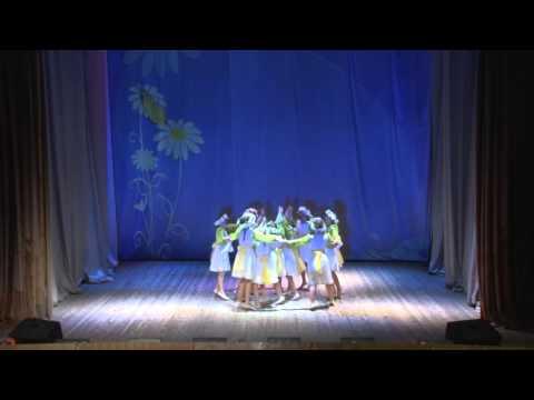 Районный конкурс хореографического искусства  «Танцевальный серпантин», 10.04.2016