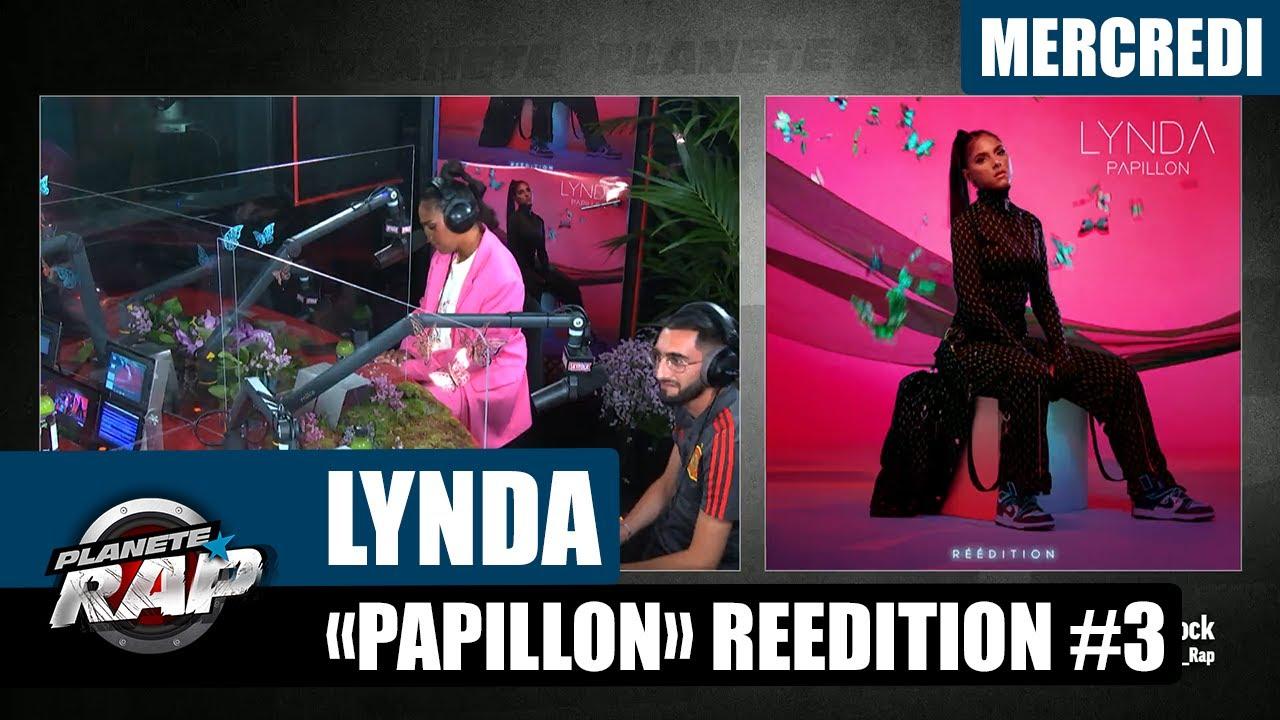 """Planète Rap - Lynda """"Papillon"""" (Réédition) avec La Quica, Emkal et Fred Musa #Mercredi"""
