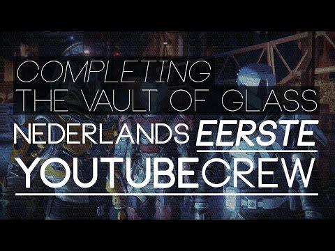 """COMPLETING The Vault of Glass RAID (EP.03)   """"Nederlands EERSTE Crew"""" - Killing Atheon!   Nederlands"""