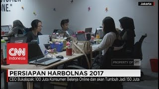 Persiapan E-Commerce Jelang Harbolnas 2017