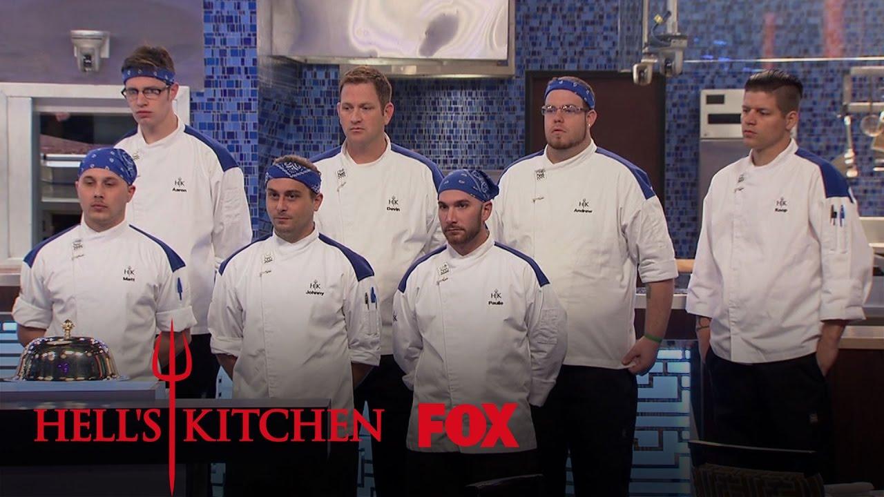 The protein taste test challenge season 16 ep 4 hell for Hell s kitchen season 12 episode 1