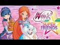 Winx Club SUPER FRIENDS - New Figures Collection