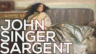John Singer Sargent: A collection of 748 paintings (HD)