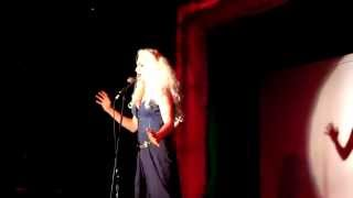 "Jinkx Monsoon performs ""The 5th Element"" opera song @ Bacon Strip - 9/3/11"