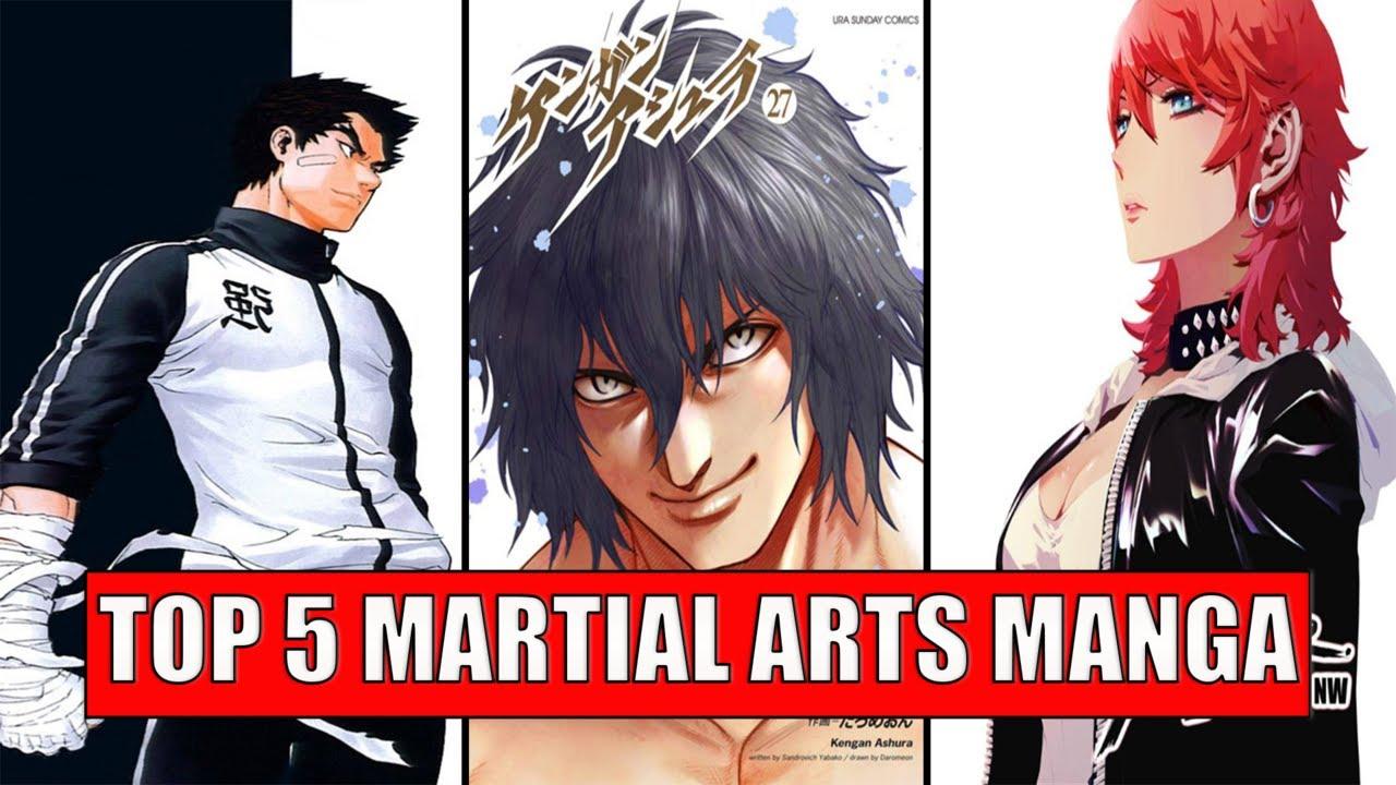 Top 5 Martial Arts Manga And Manhwa You Should Read Youtube